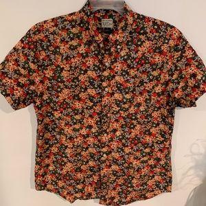 Shirt Sleeve Sports Shirt